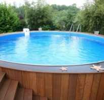 Как надувной бассейн intex
