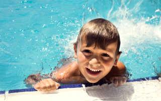 Как выбрать надувной бассейн для ребенка