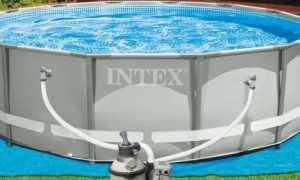 Как собрать фильтр для бассейна